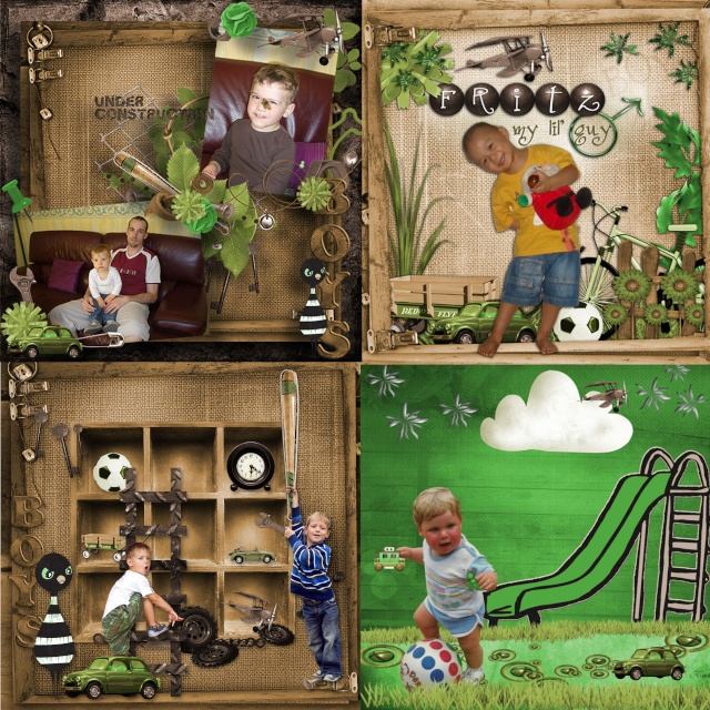 Les News de Lia Scrap 511