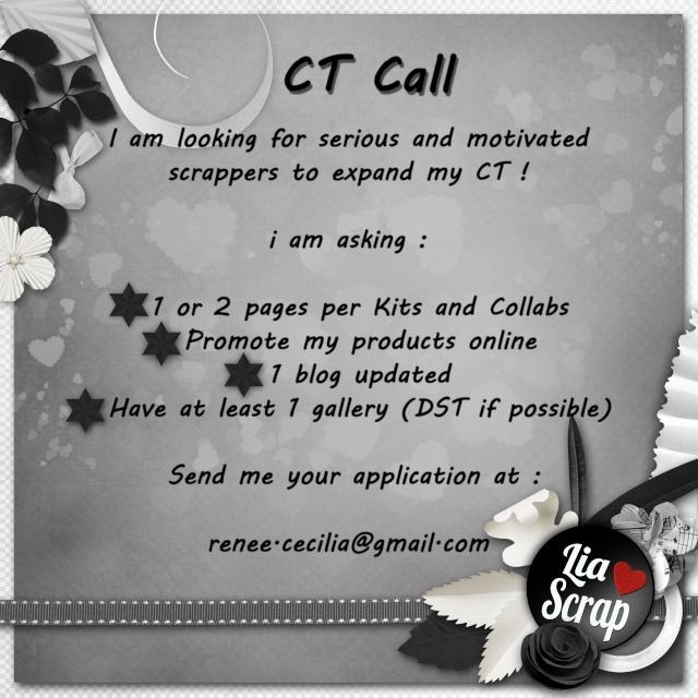 Appel CT / CT Call - Lia Scra^p ***CLOS*** Ctcall10