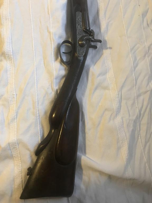 Année fusil poudre noire Image11