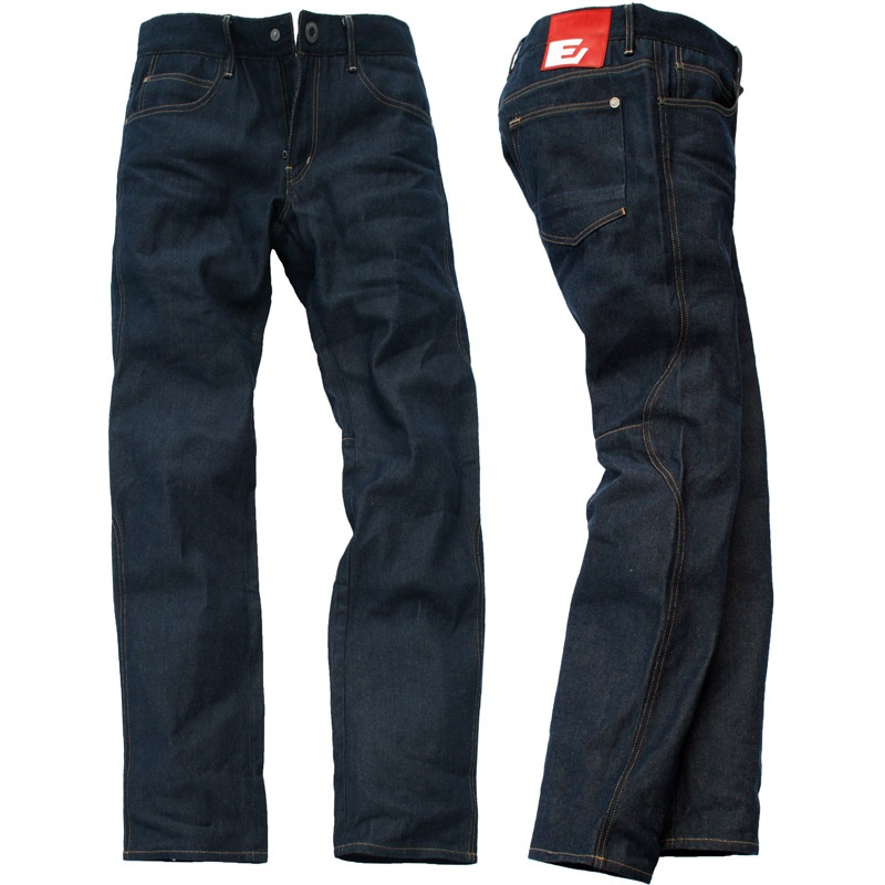 A vendre : Pantalon moto ESQUAD STEIN bleu (taille 36 US) Pantal10