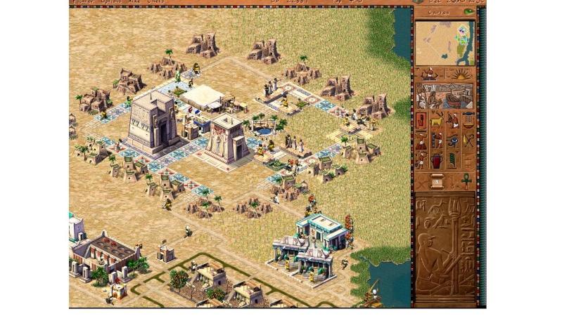 Problème avec la nourriture et les bazars Pharao21