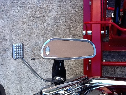 Home made Floorboard Grip Replacement For Suzuki VL800 Img_0025