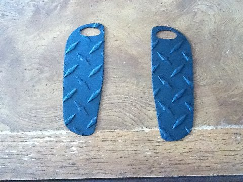 Home made Floorboard Grip Replacement For Suzuki VL800 Img_0110
