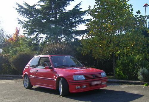 [Elmanu16] 205 GTI 1.9L Rouge 1989 102b0111