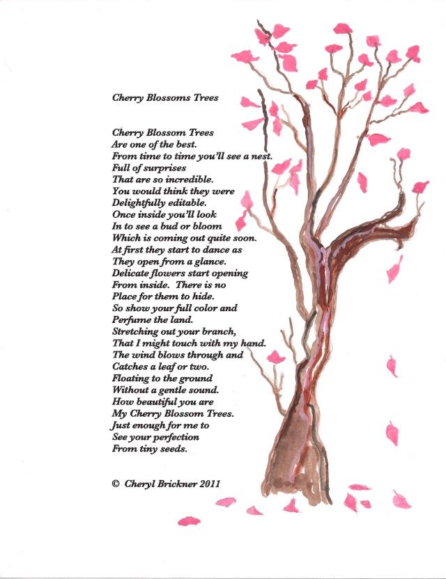 Cherry Blossoms Trees Cherry11