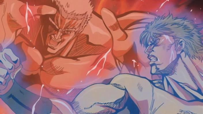 Ryuga le Pourpre séparé de ses nakamas ... 810