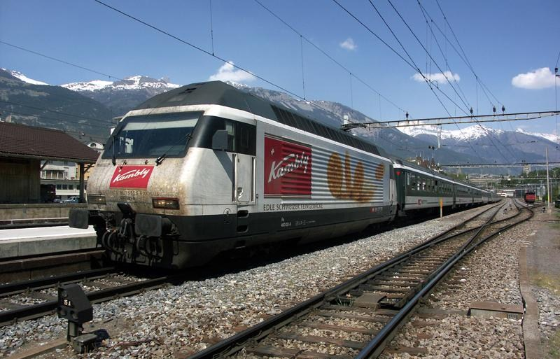 Suisse : Re 460 ... - Page 2 Cff_re14