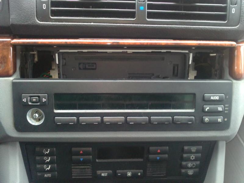 [BMW E39] Autoradio et ordinateur de bord 06032010