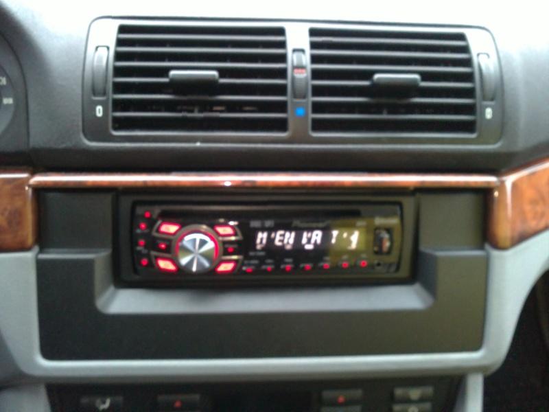 [BMW E39] Autoradio et ordinateur de bord 23012010