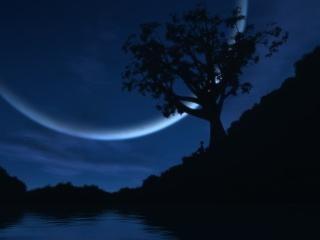 Mémoire sous la lune Lonely10