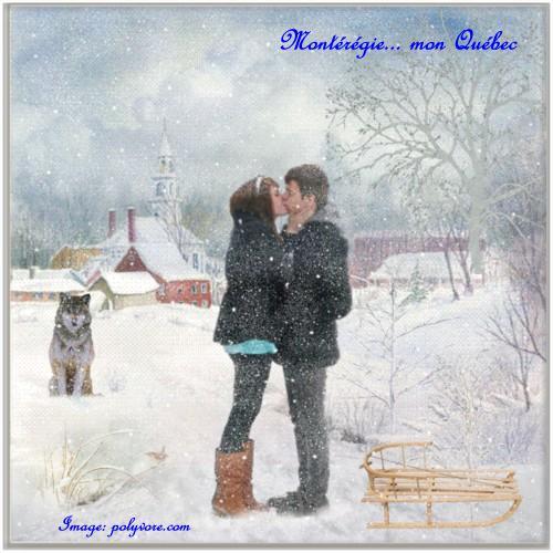 Montérégie, mon Québec, mon hiver. Polyvo13