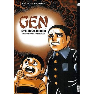 Shonen: Gen d'Hiroshima [Nakazawa, Keiji] Gen10