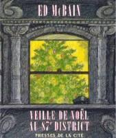 [McBain, Ed] Veille de noël au 87ème District Veille10