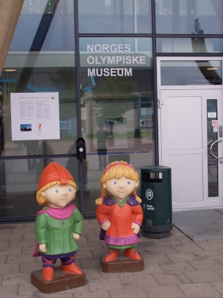 MUSEE OLYMPIQUE DE NORVEGE - LILLEHAMMER 1308_l10