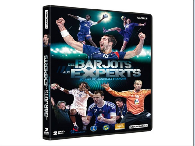DVD HANDBALL - DES BARJOTS AUX EXPERTS Hand10