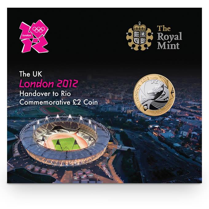Monnaies Olympiques London 2012 Monnai10
