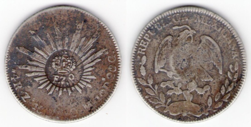 COUNTERSTAMPED COINS OF THE PHILIPPINES 1831fo10