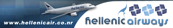 Hellenic Airways VA  Banner10