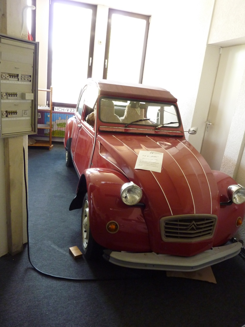 Oldtimer Museum Hechingen Zollernalbkreis P1040223