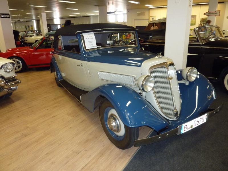 Oldtimer Museum Hechingen Zollernalbkreis P1040268