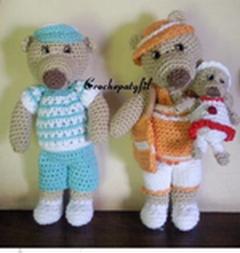 Un même modèle proposé au crochet ET au tricot 2012-067