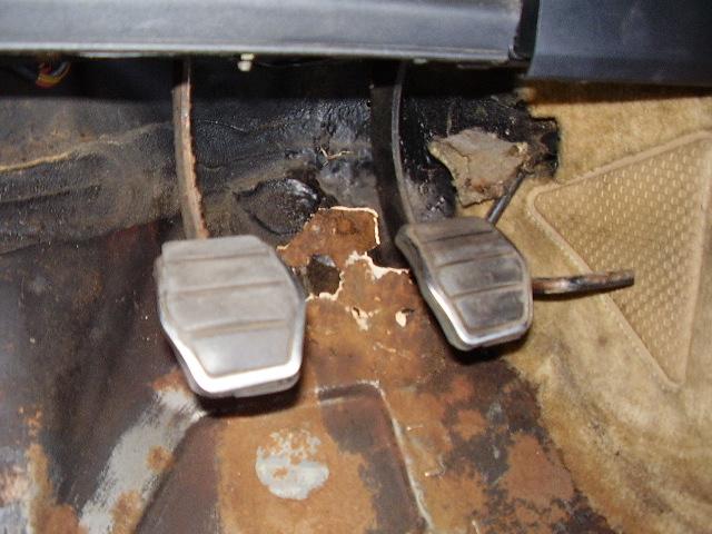 Problème plancher conducteur P8150010