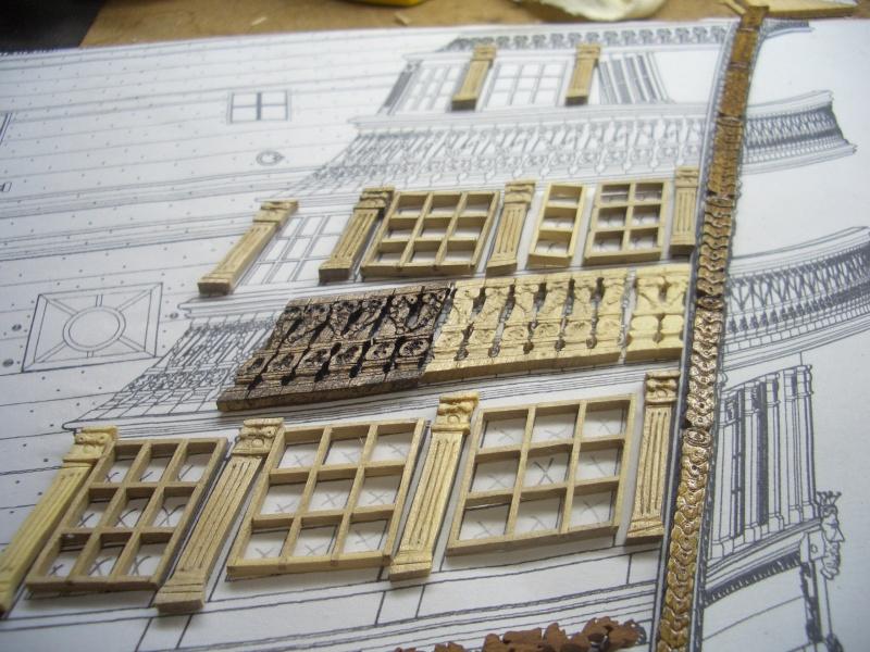 Le modèle d'Alcazaba au 1/48 211