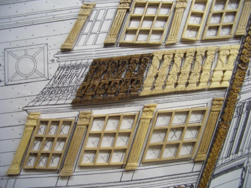 Le modèle d'Alcazaba au 1/48 311