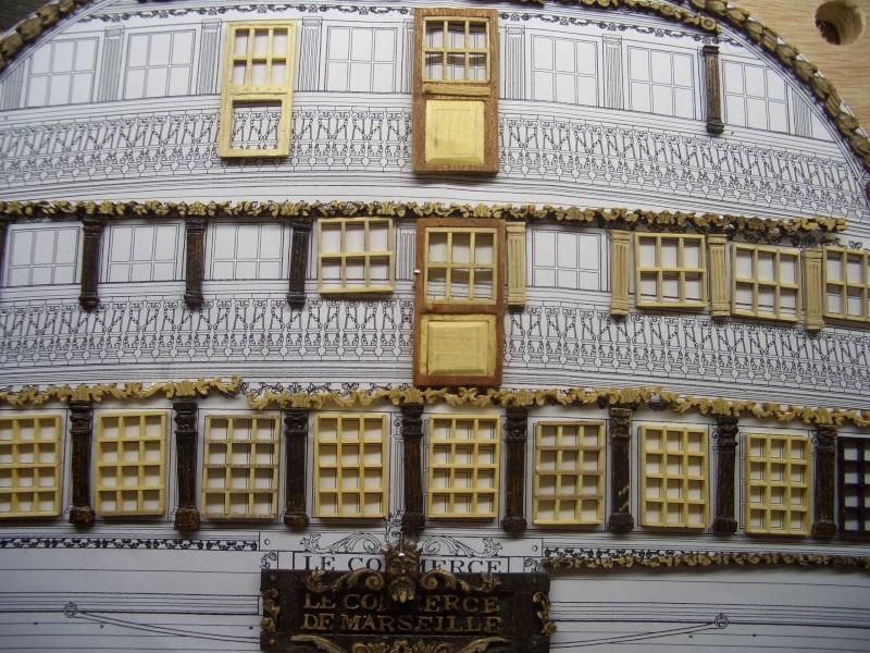 Le modèle d'Alcazaba au 1/48 611