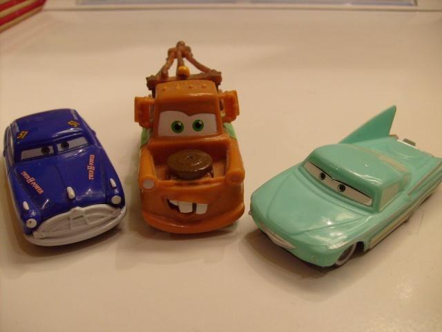 miniatures du Monde de Cars de Carstitch Dmf10