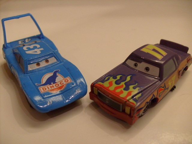 miniatures du Monde de Cars de Carstitch Kd10