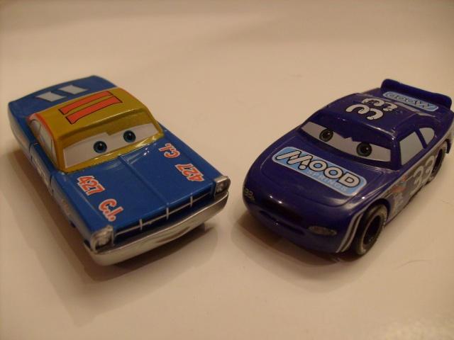 miniatures du Monde de Cars de Carstitch Mm10