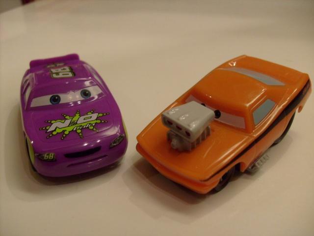 miniatures du Monde de Cars de Carstitch Ns10