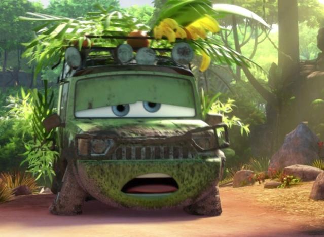 La voiture du film Cars 2 que vous aimeriez voir en miniature Mattel ! - Page 9 Pix_bm10