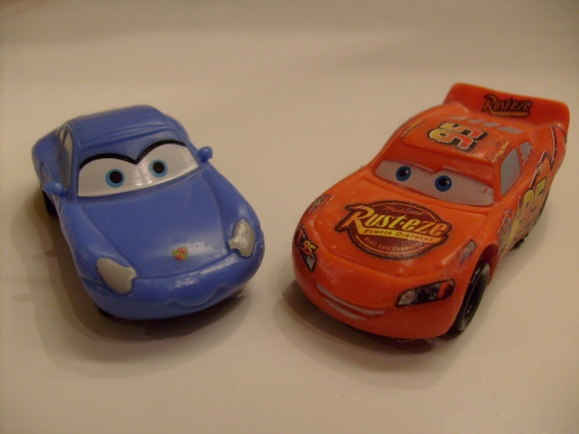 miniatures du Monde de Cars de Carstitch Sl10