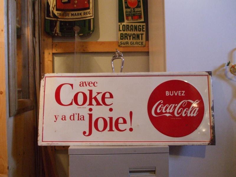 affiche coke metal embosse 1966 Dscf1013