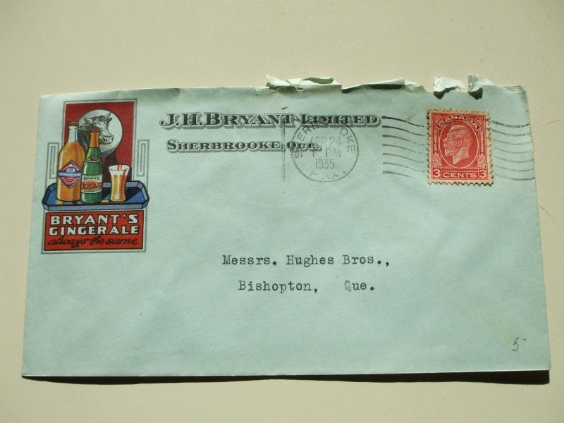 Enveloppe Bryant Dscf1238