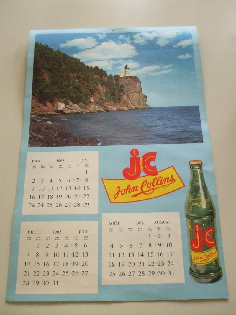 Calendrier John collins 1963 Dscf1913