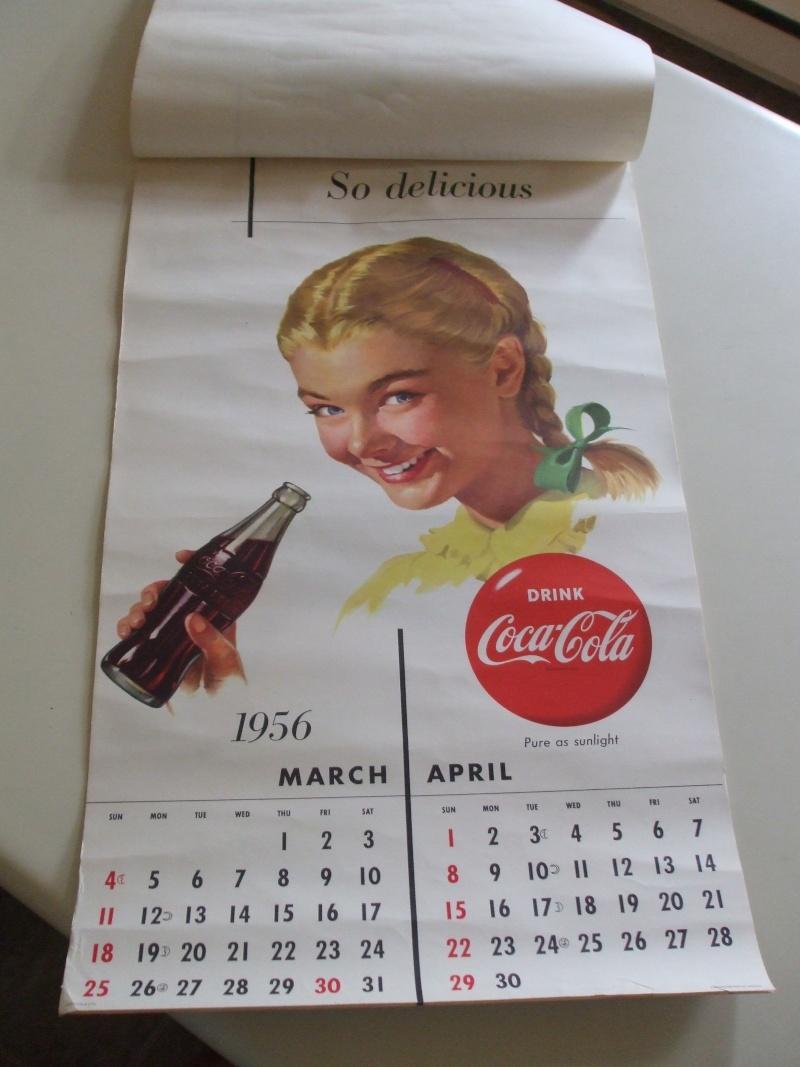 Calendrier Coke 1956 Dscf1916