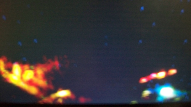 Caught this UFO on MY cell PHONE video camera 100_0913