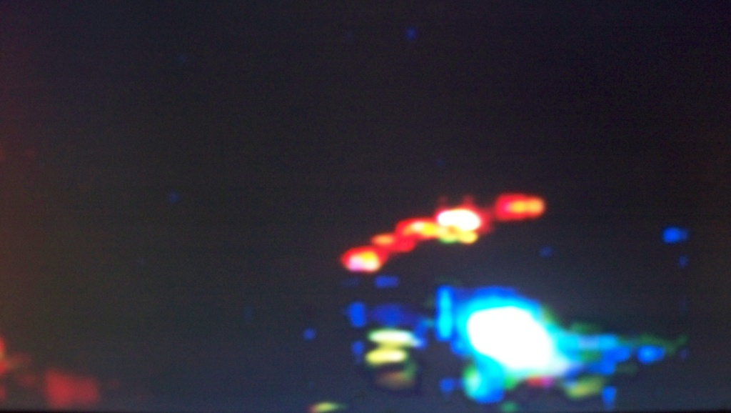 Caught this UFO on MY cell PHONE video camera 100_0917