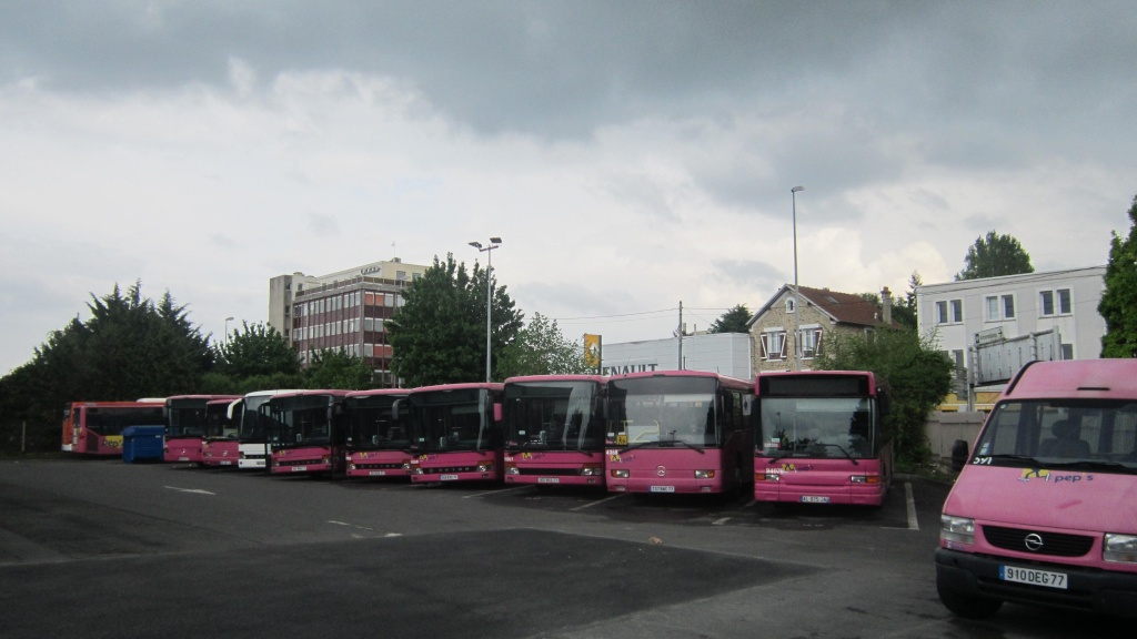 Cars et Bus d'Ile de France Amv_pa11