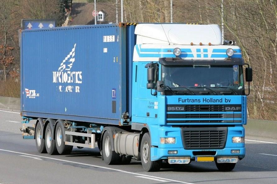 Furtrans Holland bv. (Dordrecht) Daf_9599