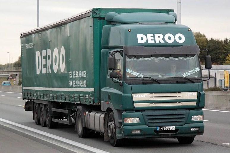 Deroo (Wizernes)(62) (groupe Paprec) Daf_cf37