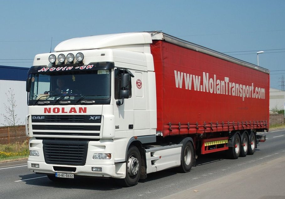 Nolan Transport - Wexford Daf_x591
