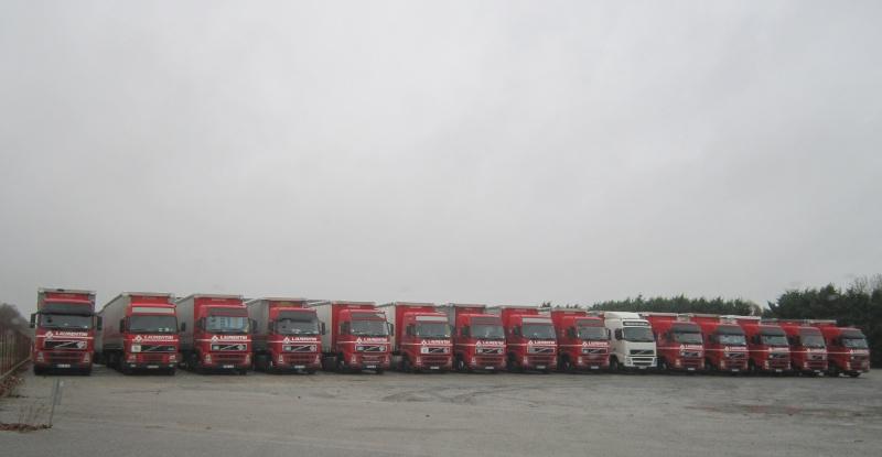 Transports Laurentin (Ayron 86) Flotte10