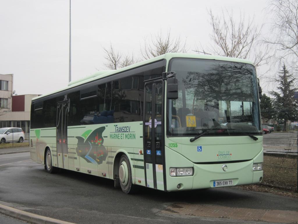 Cars et Bus d'Ile de France Iribus10
