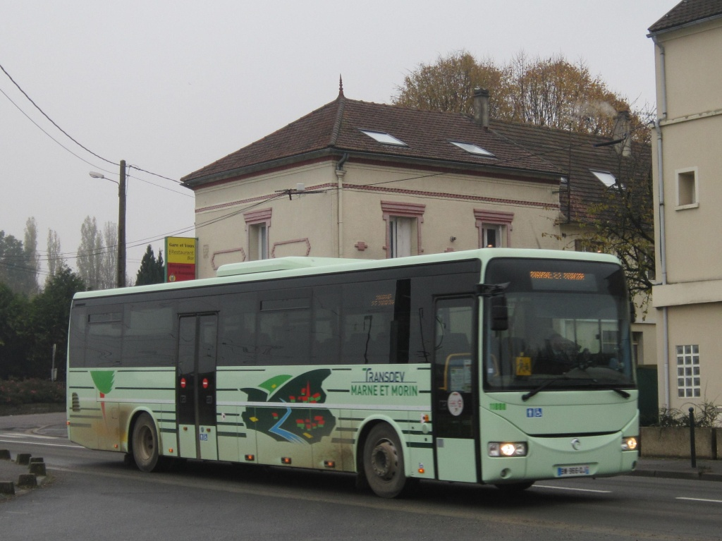 Cars et Bus d'Ile de France - Page 3 Iribus11