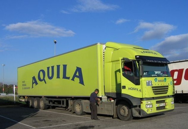 Aquila. Iveco143
