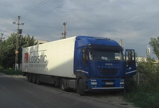 FM Logistic (Faure et Machet Logistic)(Phalsbourg, 57) Iveco146